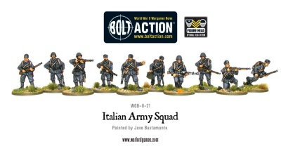 Italian Army Infantry Section (10)
