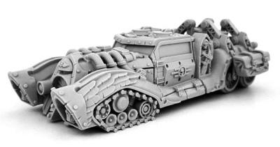 Heresy Hunter Strike Car
