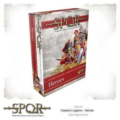 SPQR: Caesar's Legions - Heroes (6)