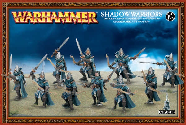 Schattenkrieger/Schwestern von Avelorn