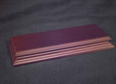 Holzsockel (140 x 45 mm)