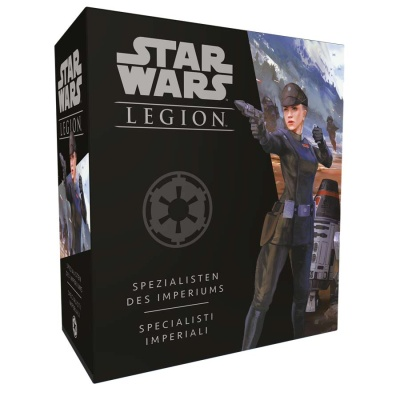 Star Wars: Legion - Spezialisten des Imperiums
