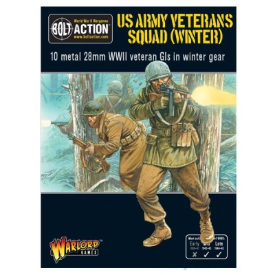 US Army Veterans Squad (Winter) (10)