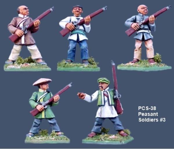 Peasant Soldiers #3