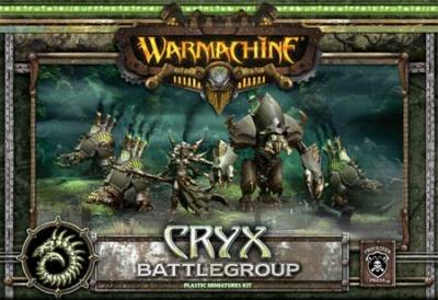 Cryx MKII Battlegroup Box