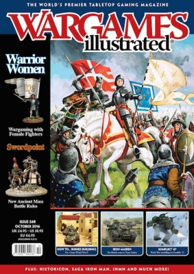 Wargames Illustrated Nr 348