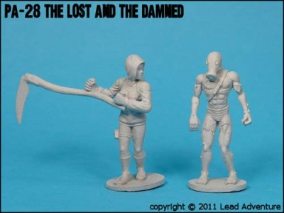 The Lost and The Damned (2) (OOP)