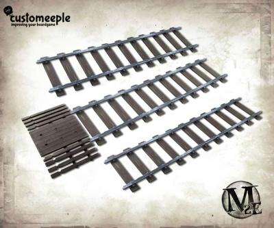 Malifaux Transdimensional Express Rails