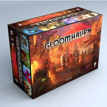 Gloomhaven -Deutsch-