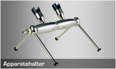 Apparatehalter Moduldesign