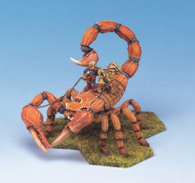 Grancroid -Giant Scorpion