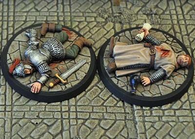 Slain Adventurers I (2)