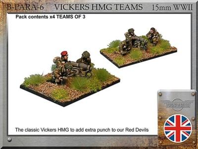 British Para HMG Teams (4)