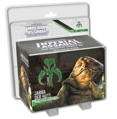 SW: Imperial Assault - Jabba der Hutt