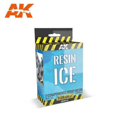 Resin Ice