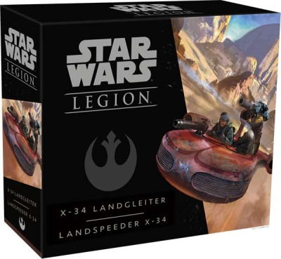 Star Wars: Legion - X-34 Landgleiter
