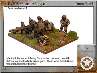 57mm A/T gun (3)