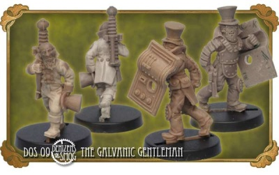 The Galvanic Gentleman (2)
