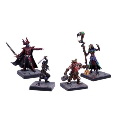 Heroes of Mantica (4)