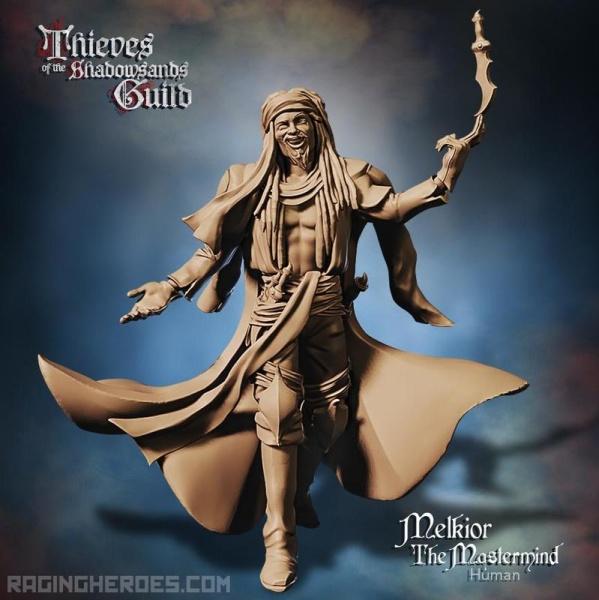 Melkior, the Mastermind (T - F)