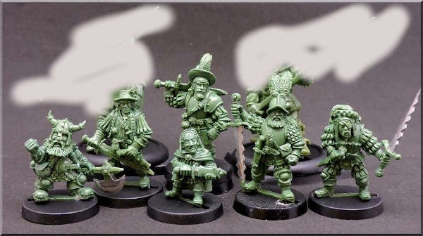 The Greenskins Hunters (6)