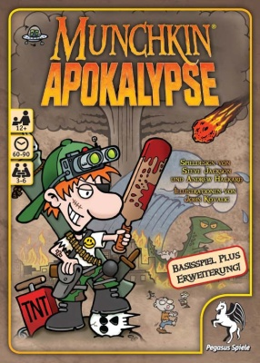Munchkin Apokalypse 1+2