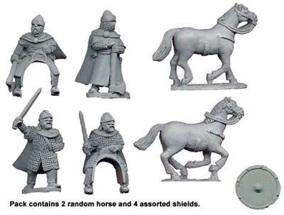 Saxon Personalities Harold & Tostig (4)