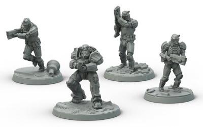 Brotherhood of Steel: Frontline Knights