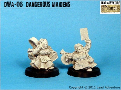 Dangerous Maidens (2)
