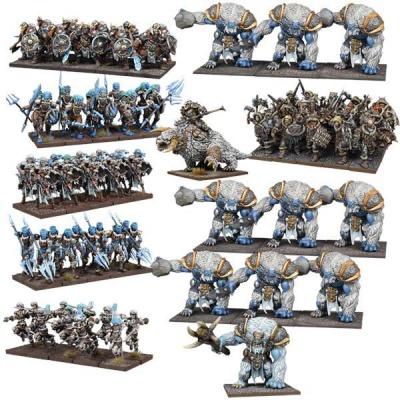 Northern Alliance Mega Army