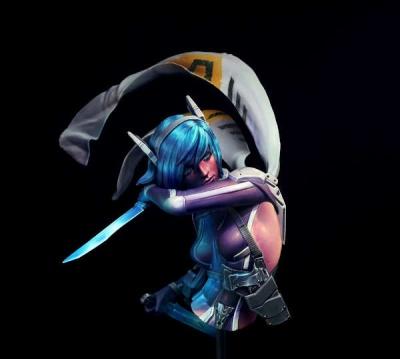 Blade ZERO BUST