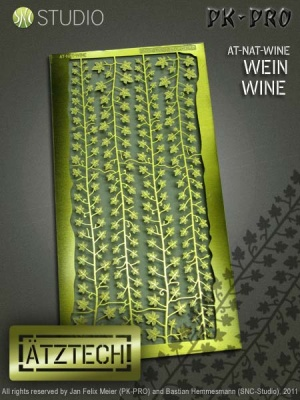 Ätztech Weinranken