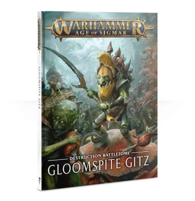 Battletome: Gloomspite Gitz (Softcover)