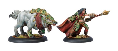 Circle Epic Warlock Kaya the Moonhunter & Laris