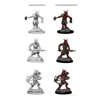 D&D: Kobolds (3)