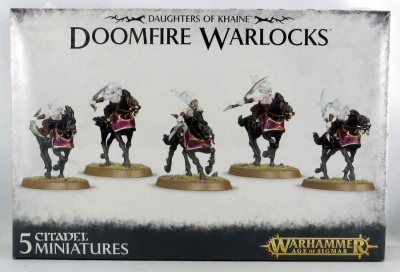 Doomfire Warlocks/ Dark Riders
