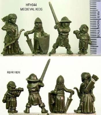 Medieval Kids (4)