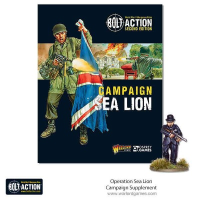 Bolt Action Campaign: Operation Sea Lion + Sonderfigur