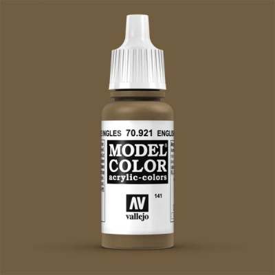 Model Color 141 Uniform Engl. (English Uniform) (921)
