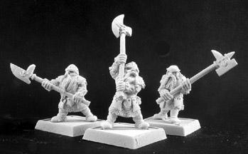 Dwarf Halberdiers (9)