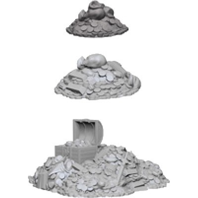 Pathfinder: Treasure Piles (3)