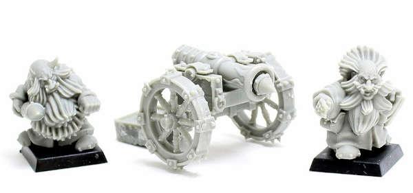 Chaos Dwarf Cannon