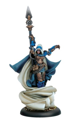 Cygnar Epic Warcaster Major Victoria Haley