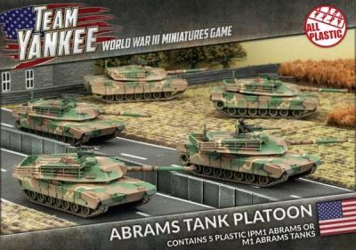 Abrams Tank Platoon