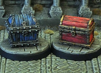 Large Treasure Chests I (2)
