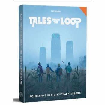 Tales from the Loop (80s Era RPG) - EN
