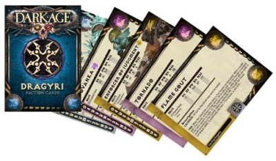 Dark Age Faction Deck - Dragyri