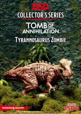D&D: Tomb of Annihilation: Tyrannosaurus Zombie