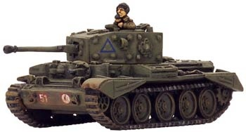 Cromwell IV/Centaur CS