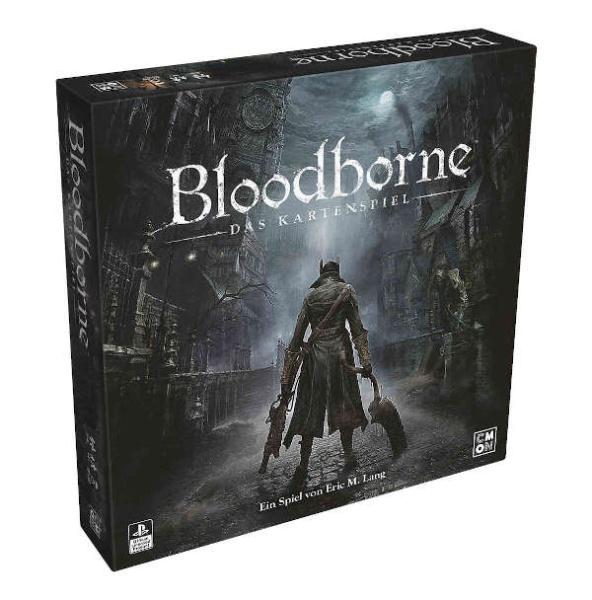 Bloodborne: Das Kartenspiel  Grundspiel DE